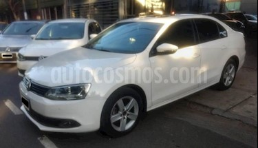 Volkswagen Vento 2.5 FSI Luxury Tiptronic usado (2011) color Blanco precio $550.000