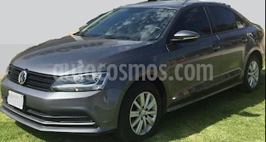 Volkswagen Vento 2.0 FSI Advance usado (2016) color Gris Platinium precio $650.000