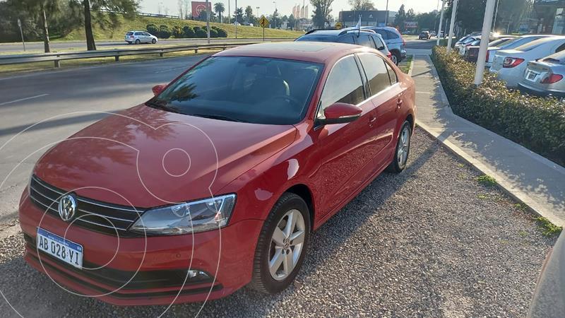 Foto Volkswagen Vento 1.4 TSI Comfortline usado (2017) color Rojo financiado en cuotas(anticipo $1.800.000 cuotas desde $58.000)