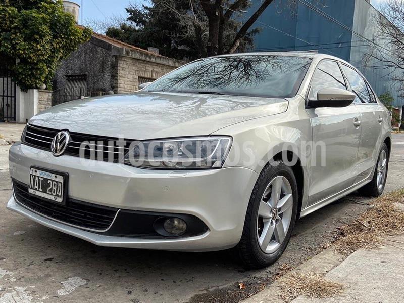 Volkswagen Vento 2.5 FSI Luxury Tiptronic usado (2011) color Gris Claro precio $750.000