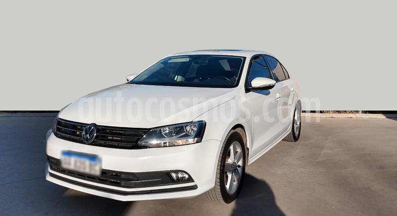 Volkswagen Vento 1.4 TSI Comfortline usado (2016) color Blanco precio $1.750.000