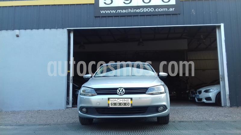 Volkswagen Vento 2.5 FSI Luxury Tiptronic usado (2011) color Gris Claro precio $850.000
