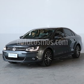 Volkswagen Vento 2.0 T FSI Sportline usado (2014) color Plata Reflex precio $845.000