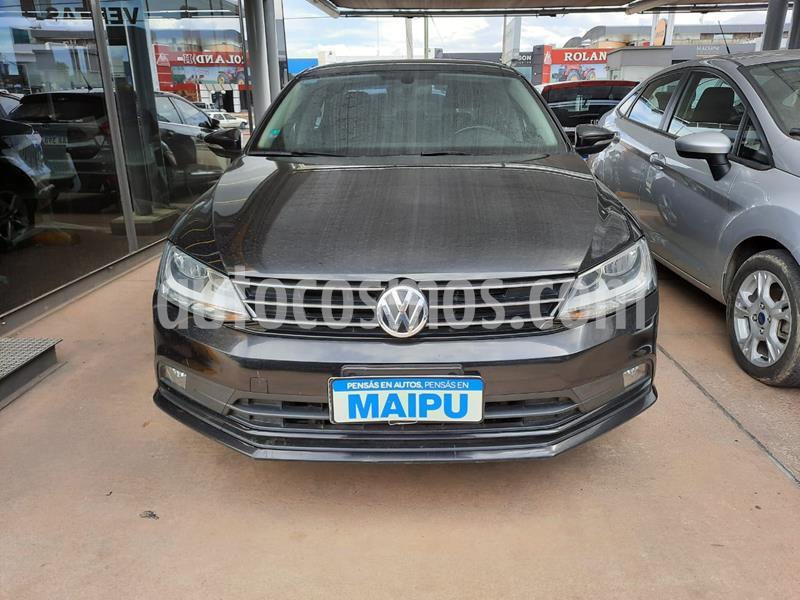 Volkswagen Vento 1.4 TSI Comfortline usado (2017) color Negro precio $2.200.000