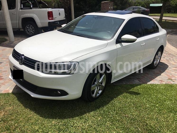Volkswagen Vento 2.5 FSI Luxury Tiptronic (170Cv) usado (2011) color Blanco Campanella precio $692.000