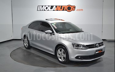 Volkswagen Vento 2.5 FSI Luxury usado (2012) color Plata Reflex precio $730.000
