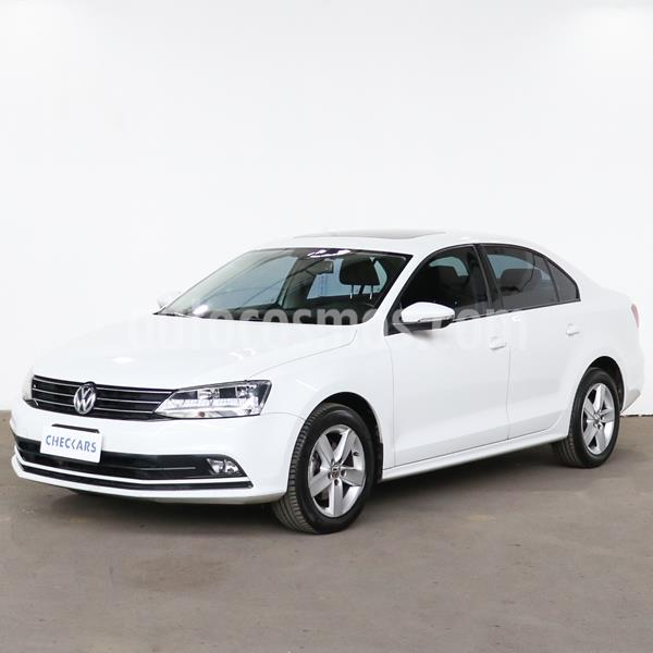 Volkswagen Vento 2.5 FSI Advance Plus Tiptronic usado (2016) color Blanco precio $1.403.000