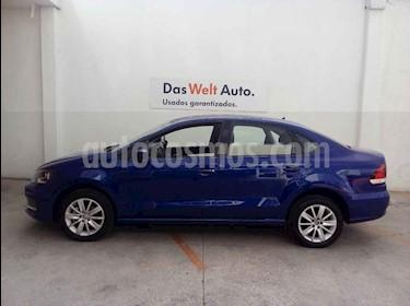Volkswagen Vento Comfortline Aut usado (2019) color Azul precio $229,000