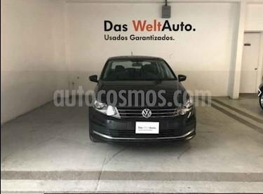 Foto venta Auto usado Volkswagen Vento Comfortline Aut (2017) color Negro precio $170,000