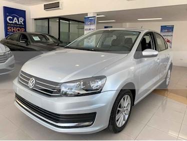 Foto venta Auto usado Volkswagen Vento Comfortline Aut (2018) color Plata precio $167,900