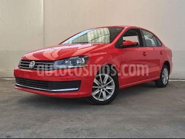 Foto venta Auto usado Volkswagen Vento Comfortline Aut (2018) color Rojo precio $169,900