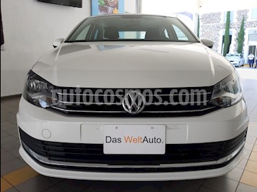Foto Volkswagen Vento Comfortline Aut usado (2018) color Blanco Candy precio $222,000