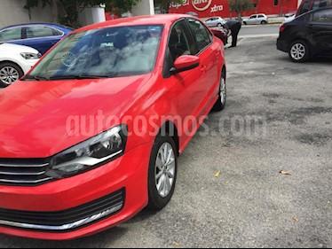 Foto venta Auto usado Volkswagen Vento Comfortline Aut (2018) color Rojo precio $186,900
