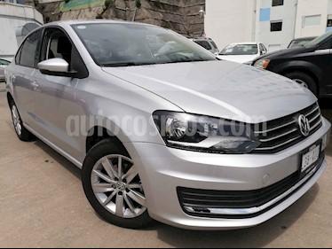 Foto Volkswagen Vento Comfortline Aut usado (2018) color Plata precio $195,000