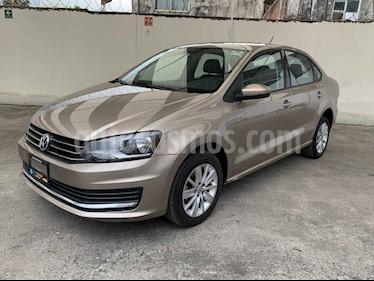 Foto venta Auto usado Volkswagen Vento Comfortline Aut (2019) color Beige precio $199,800