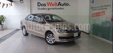 Foto Volkswagen Vento Comfortline Aut usado (2018) color Beige Metalico precio $209,000