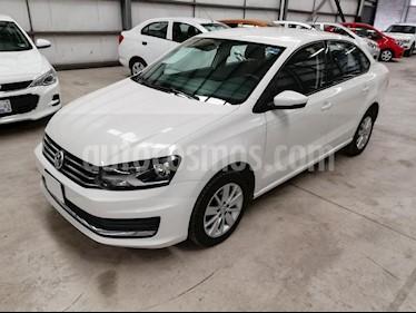 Foto venta Auto usado Volkswagen Vento Comfortline Aut (2018) color Blanco precio $174,900