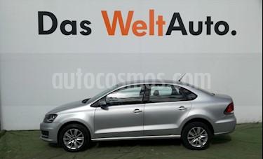 Foto venta Auto usado Volkswagen Vento Comfortline Aut (2018) color Plata Reflex precio $232,000