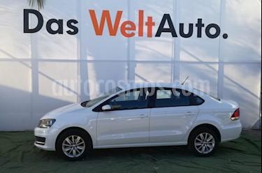 Foto venta Auto usado Volkswagen Vento Comfortline Aut (2018) color Blanco Candy precio $210,000
