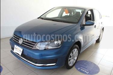 Foto Volkswagen Vento Comfortline Aut usado (2019) color Azul precio $225,000