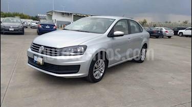 Foto Volkswagen Vento Comfortline Aut usado (2019) color Plata precio $189,800