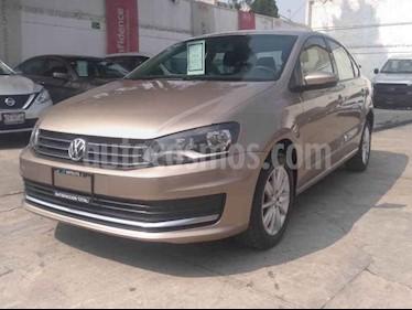 Volkswagen Vento Comfortline Aut usado (2018) color Beige precio $199,000