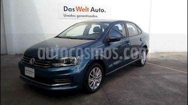 Volkswagen Vento Comfortline Aut usado (2019) color Azul precio $249,999