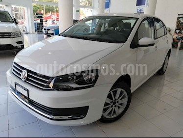 Foto Volkswagen Vento Comfortline Aut usado (2019) color Blanco precio $189,800