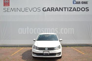 Foto Volkswagen Vento Comfortline Aut usado (2017) color Blanco Candy precio $189,900