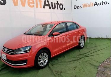 foto Volkswagen Vento Comfortline Aut usado (2018) color Rojo precio $208,000