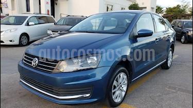 Foto venta Auto usado Volkswagen Vento Comfortline Aut (2018) color Azul precio $186,900