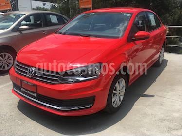 Foto Volkswagen Vento Comfortline Aut usado (2019) color Rojo precio $230,000