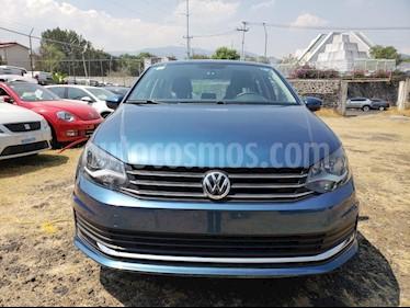 Foto venta Auto usado Volkswagen Vento Comfortline TDI (2018) color Azul Noche precio $215,000
