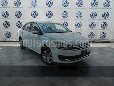 Foto venta Auto usado Volkswagen Vento Comfortline TDI (2018) color Blanco Candy precio $229,000