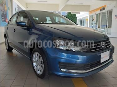 Foto Volkswagen Vento Comfortline TDI usado (2019) color Azul Noche precio $225,000