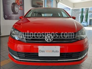 Foto Volkswagen Vento Comfortline TDI usado (2019) color Rojo Flash precio $229,000