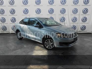 Foto venta Auto usado Volkswagen Vento Comfortline TDI (2018) color Plata Reflex precio $234,000