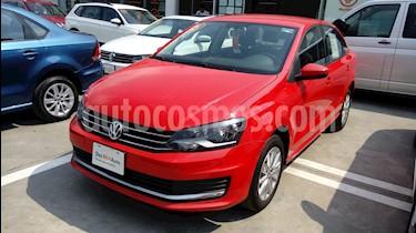 Foto venta Auto usado Volkswagen Vento Comfortline TDI (2018) color Rojo Flash precio $219,990