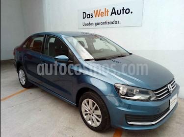 Foto venta Auto usado Volkswagen Vento Comfortline (2019) color Azul precio $215,000