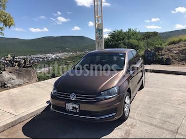 Foto Volkswagen Vento Comfortline usado (2017) color Marron precio $170,000