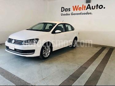 Foto venta Auto usado Volkswagen Vento Comfortline (2018) color Blanco precio $205,000