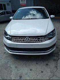 Foto venta Auto usado Volkswagen Vento Comfortline (2018) color Blanco precio $175,000