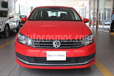 Foto Volkswagen Vento Comfortline usado (2019) color Rojo precio $205,000