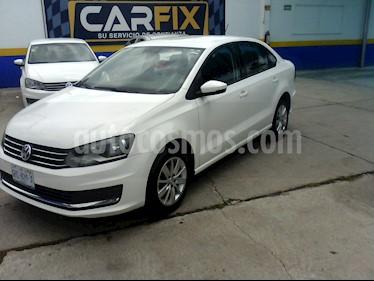 Foto venta Auto usado Volkswagen Vento Comfortline (2018) color Blanco precio $176,500