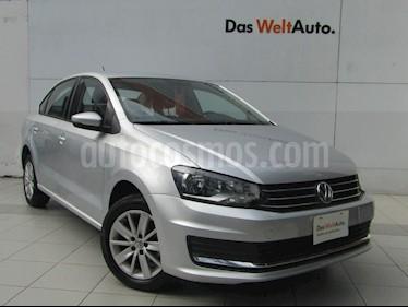 Foto Volkswagen Vento Comfortline usado (2019) color Plata Reflex precio $213,000