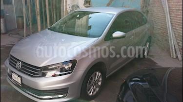 Foto Volkswagen Vento Comfortline usado (2017) color Plata precio $170,000