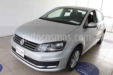 Foto venta Auto usado Volkswagen Vento Comfortline (2018) color Gris precio $215,000