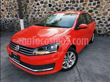 Foto venta Auto Seminuevo Volkswagen Vento Comfortline (2018) color Blanco precio $220,000