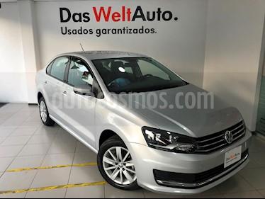 Foto venta Auto Seminuevo Volkswagen Vento Comfortline (2018) color Plata Reflex precio $219,000