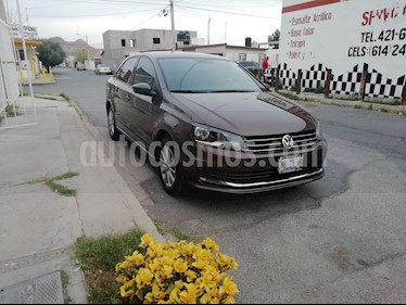 Foto venta Auto usado Volkswagen Vento Comfortline (2018) color Marron precio $189,000
